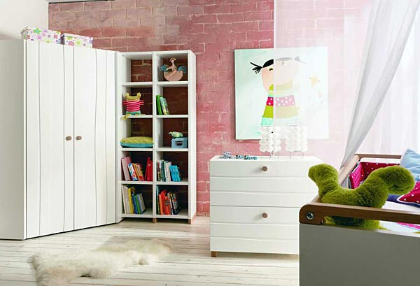 kinderzimmer praktisch und kindgerecht einrichten 3. Black Bedroom Furniture Sets. Home Design Ideas