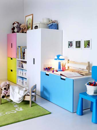 mitwachsende m bel f r das kinderzimmer 16. Black Bedroom Furniture Sets. Home Design Ideas