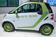 Smart Fortwo Electric Drive  (Quelle: imago images)