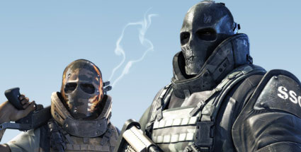 Neue Runde: EA schaltet Mehrspieler-Server alter Games ab. Army of Two (Bild: EA) (Quelle: Electronic Arts)