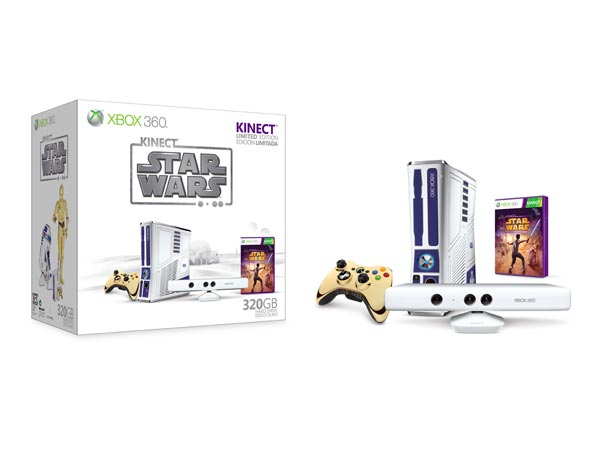 "Xbox 360 ""Star Wars""-Edition"