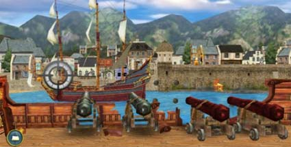 """Sid Meier's Pirates!"": Piraten-Game segelt aufs iPad. Sid Meier's Pirates! (Quelle: 2K Games)"