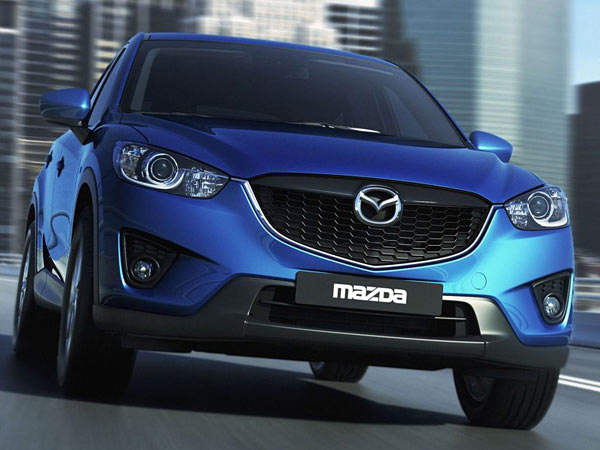 hier kommt der neue mazda cx 5 das kompakt suv feierte. Black Bedroom Furniture Sets. Home Design Ideas