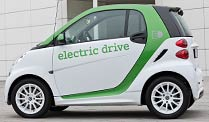 Smart Electric Drive: 3. Generation ist da. Smart Electric Drive der dritten Generation (Foto: Daimler)