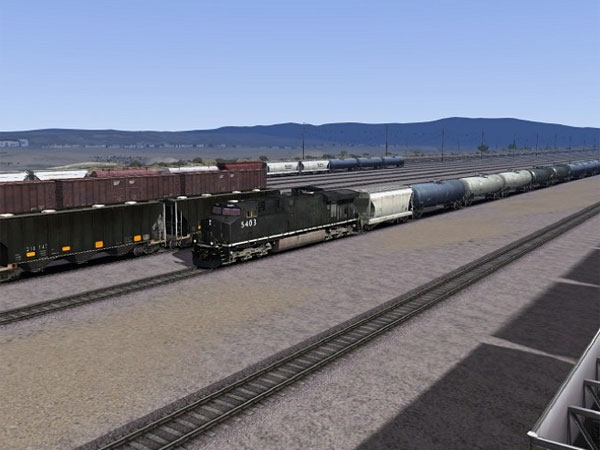 Railworks 3: Train Simulator 2012 (Quelle: Railworks.com Ltd.)