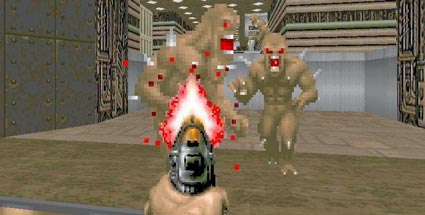"Ego-Shooter-Klassiker: ""Doom""-Spiele vom Index gestrichen. Doom 2 (Quelle: id Software)"