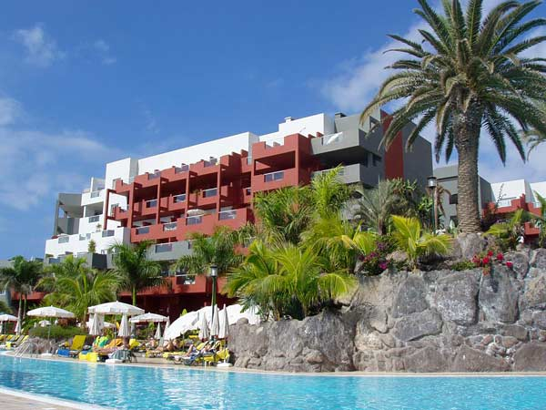 Im hotel sunrise costa calma palace in costa calma auf for Teneriffa design hotel