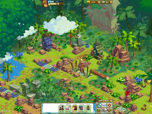 Adventure World (Quelle: Zynga)