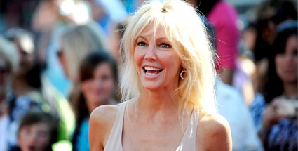 denver clan star heather locklear wird 50. Black Bedroom Furniture Sets. Home Design Ideas