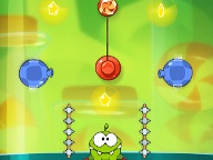 Cut The Rope: Experiments (Quelle: ZeptoLab UK Limited)