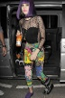 London Fashion Week: Die Styling-Sünden der Stars - Jessie J (Quelle: WENN)