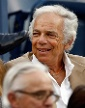 Ralph Lauren bei den U.S. Open 2007 in New York (Quelle: Reuters)