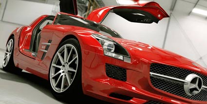 "Forza Motorsport 4: Das ""Juli Car Pack"" steht am Start. Forza Motorsport 4 (Quelle: Microsoft)"