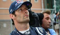 Formel 1: Webber zerbricht an Vettels Erfolgen. Mark Webber in der Boxengasse des Korean International Circuit. (Quelle: xpb)