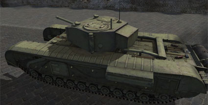"""World of Tanks"" kommt als Browserspiel. World of Tanks (Quelle: Wargaming.net)"