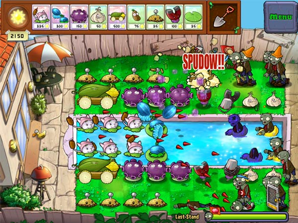 Plants vs. Zombies (Quelle: PopCap)