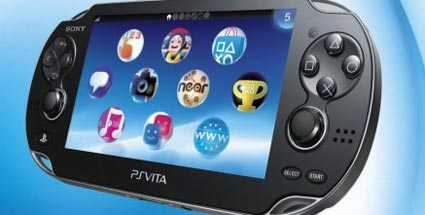 Playstation Vita: Kein Flash zum Verkaufsstart. Playstation Vita (Quelle: Sony)