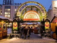 Weihnachtsmarkt - Tradition in Leipzig (Quelle: imago)