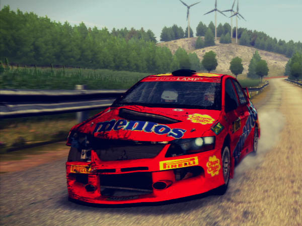 WRC 2 - FIA World Rally Championship 2011 (Quelle: Black Bean Games)