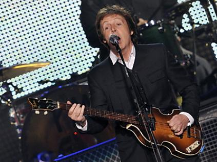 Paul McCartney macht mit seiner On The Run-Tour Station in Köln.