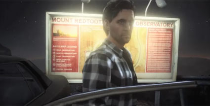 Xbox Live: Termine und Preise zur House Party. Alan Wake's American Nightmare (Quelle: Remedy)