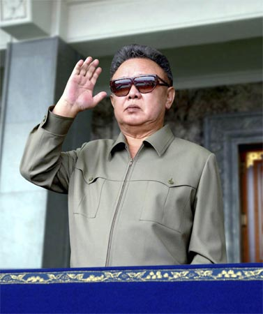 der geliebte f hrer von nordkorea kim jong il ist tot. Black Bedroom Furniture Sets. Home Design Ideas