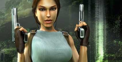Happy Birthday, Lara Croft: Die sexy Game-Ikone wird 15. Lara Croft (Quelle: Eidos)