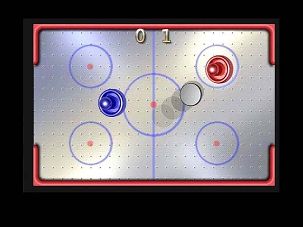 Air Hockey Speed (Quelle: Medienagentur plassma)