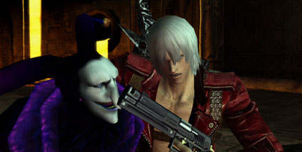 Devil May Cry HD Collection: Releasetermin bekanntgegeben. Devil May Cry HD Collection (Quelle: Capcom)
