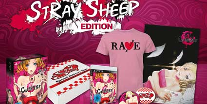 "Catherine: Limitierte ""Stray Sheep Edition"" angekündigt. Catherine: Stray Sheep Edition (Quelle: Deep Silver)"