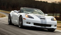 Chevrolet Corvette 427 Collector Edition: Geburtstags-Modell. Chevrolet Corvette Anniversary Edition (Quelle: Hersteller)
