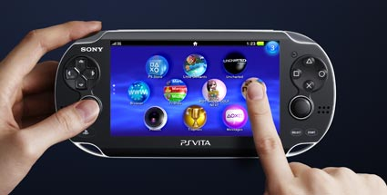 Playstation Vita: Sonys Handheld-Wunder. Playstation Vita (Quelle: Sony)