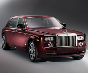"Rolls Royce Phantom: ""Year of the Dragon"". Sondermodell Rolls-Royce Phantom: ""Year of the Dragon"". (Quelle: Hersteller)"