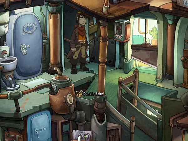Deponia (Quelle: Daedalic Entertainment)