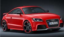 Audi TT RS Plus: Neue Power-Version mit 360 PS . Audi TT RS Plus (Quelle: Hersteller)