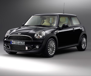 Mini Cooper mit Rolls-Royce-Luxus. Der Mini inspired by Goodwood (Quelle: Hersteller)