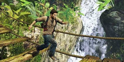"""Neues """"Uncharted""""-Game in Australien angekündigt. Uncharted: Golden Abyss (Quelle: Sony)"""