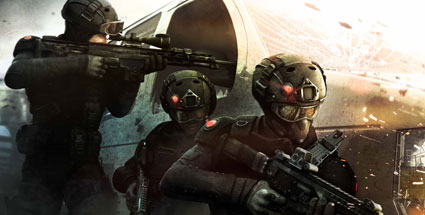 First Look Rainbow Six Patriots Taktik-Shooter von Ubisoft für PC, PS3 und Xbox 360. Rainbow Six: Patriots (Quelle: Ubisoft)