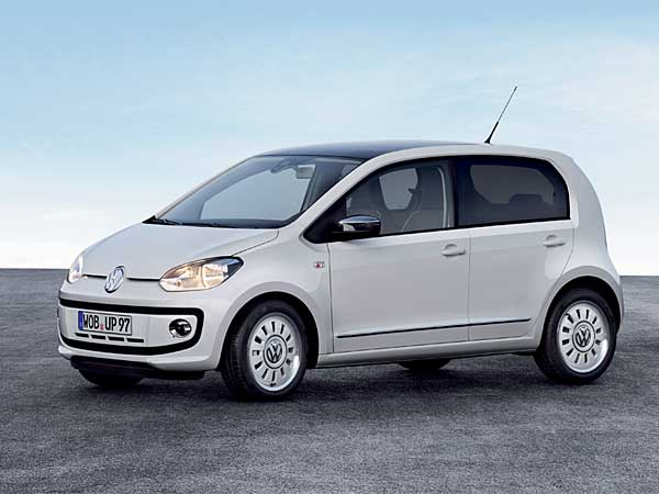 vw up sparsamer dank bluemotion. Black Bedroom Furniture Sets. Home Design Ideas