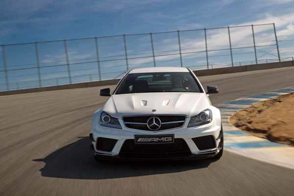 Mercedes C 63 AMG Black Series (Quelle: Hersteller)