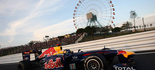 Der Suzuka International Racing Course in Japan (Quelle: imago)