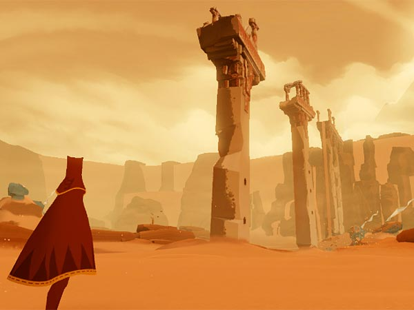 Journey (Quelle: Thatgamecompany / Sony)