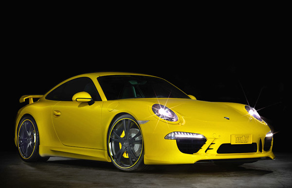 TechArt Porsche 911 (Quelle: TechArt)