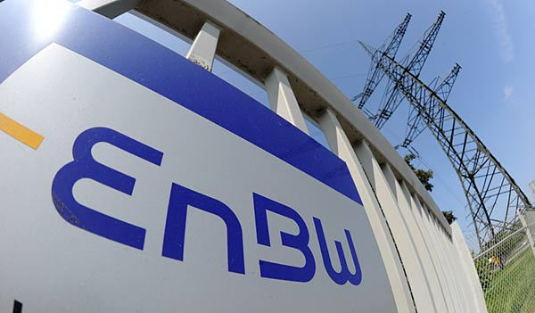 EnBW Energie Baden-Württemberg AG (Quelle: dpa)