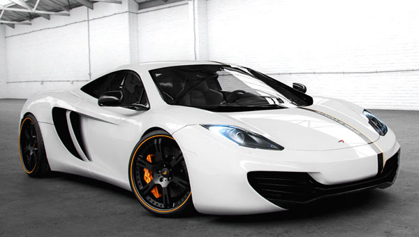 Wheelsandmore dopt den Supersportler McLaren MP4-12C (Quelle: Wheelsandmore)