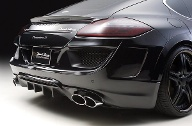 Porsche Panamera Black Bison Edition (Quelle: Hersteller)