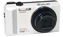 Casio Exilim EX-ZR200: High-Speed-Kamera im Test. Casio EX-ZR200 im Test  (Quelle: pc-welt.de)