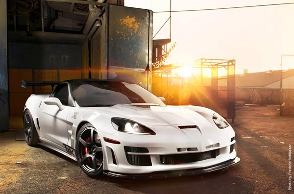 Chevrolet Corvette ZR1 Triple X von Tikt Performance Parts (Quelle: Frederic Schlosser)
