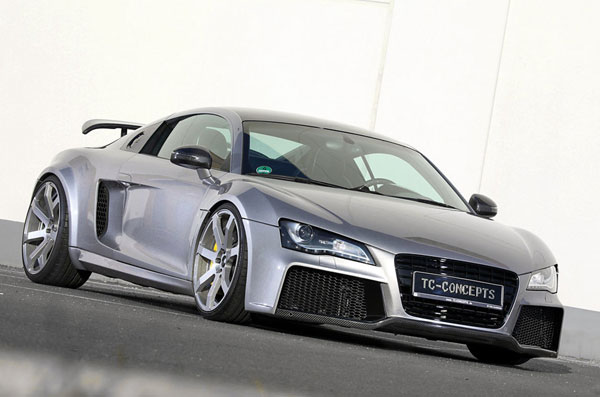 Audi R8 Toxique von TC-Concepts (Quelle: TC-Concepts)