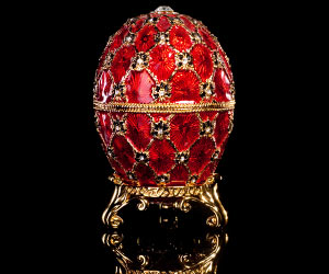 Faszination Fabergé-Eier. Die teuersten Eier. (Quelle: Thinkstock by Getty-Images)